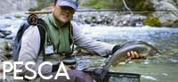 Pesca nelle valli di Auronzo