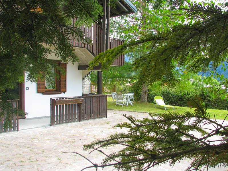 Affittasi Appartamento Villa il Larice ad Auronzo di Cadore