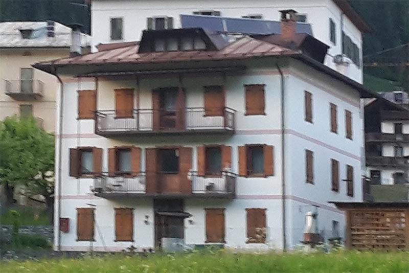 Via Trieste, 27  Auronzo di Cadore