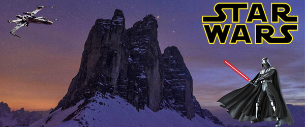 star Wars tre cime