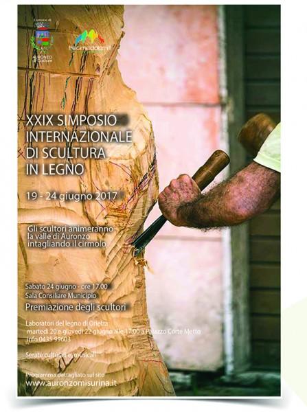 xxix simposio sculture auronzo
