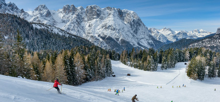 DOLOMITI LOW COST HIGH QUALITY SKI HOLIDAYS