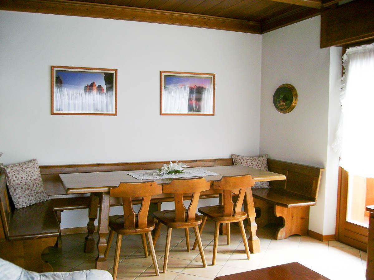 Affittasi Appartamento Ornella Martini a Laggio di Cadore