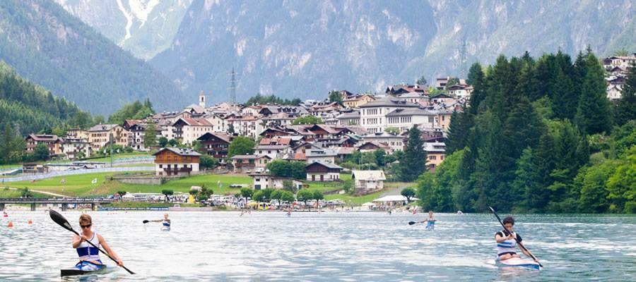 Canoe - Tre Cime Dolomiti