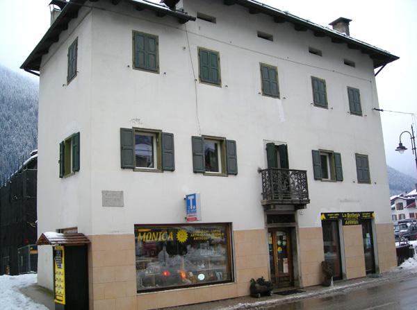 Affittasi Appartamento Paolina Cibien Auronzo di Cadore