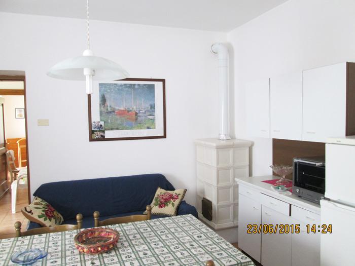 Affittasi Appartamento Pellizon Giorgia a Vigo di Cadore