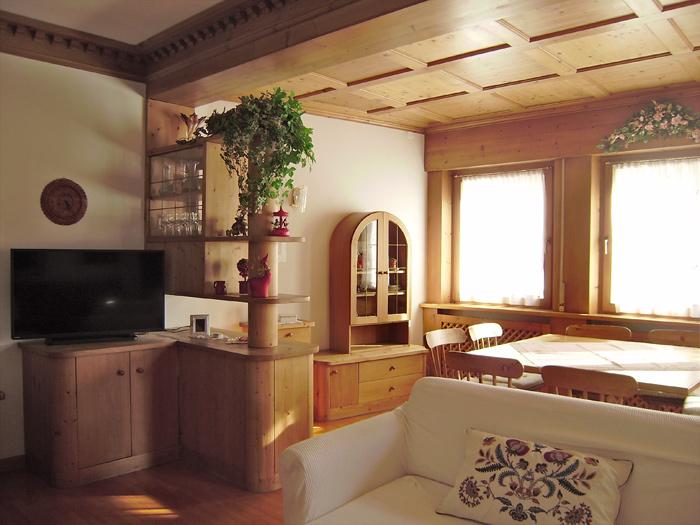 Affittasi Appartamento Zandegiacomo De Lugan Marilena ad Auronzo di Cadore