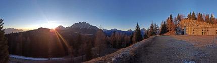 Forti Col Vidal - La Grande Guerra nelle Dolomiti