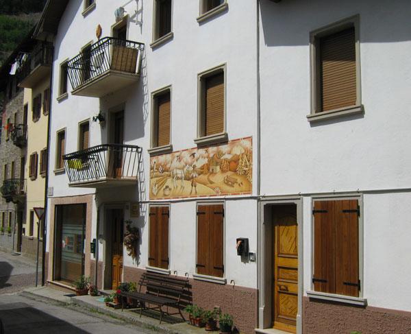 Via Triese, 387  Lozzo di Cadore